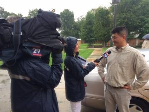 Early Intervention - Don Lee, SEEDS Director for Compliance, tells Fox News TV 29 about the impact of the books for children served by SEEDS.